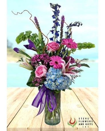 Rough Waters Flower Arrangement