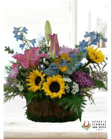 New Beginnings Flower Arrangement