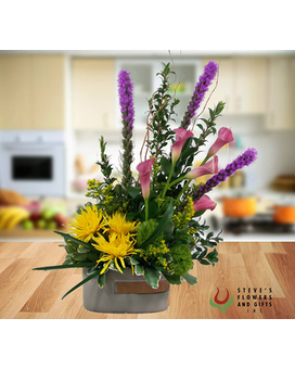 Spring Awakening Flower Arrangement