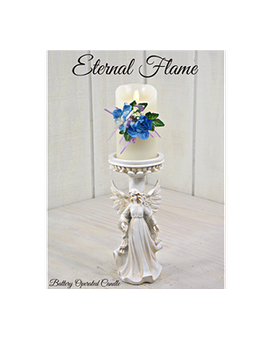 Eternal Flame Flower Arrangement
