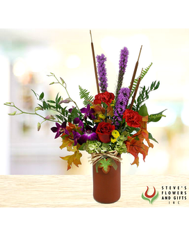 I Will Fall-Oh You Flower Arrangement