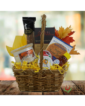 Pumpkin Spice and Everything Nice Gourmet Gift Basket