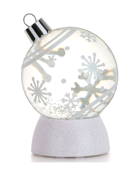 Ornament Snow Globe