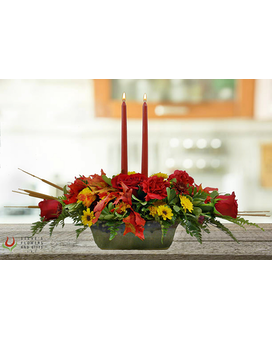 Burst Into Bloom Centerpiece Centerpiece