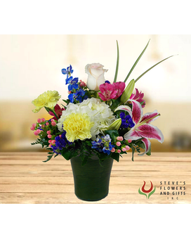Once and Flor-all Flower Arrangement