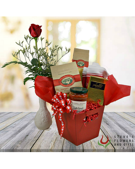 Date Night in Italy Gift Basket