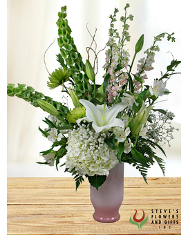 Floral Fantasy Flower Arrangement