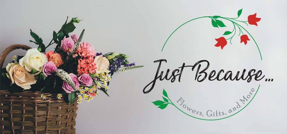 Crawfordsville Florist Flower Delivery By Just Because Flowers