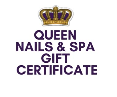 Nails & Spa Certificate