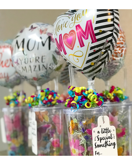 Mother's Day Tumbler Candy Surprise Gifts