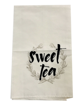 Gloss Fiber Sweet Tea Hand Towel Gifts