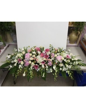 The Engagement Flower Arrangement