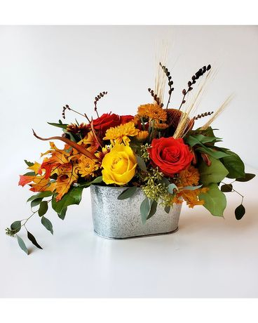 Citiflowers Give Thanks for Autumn