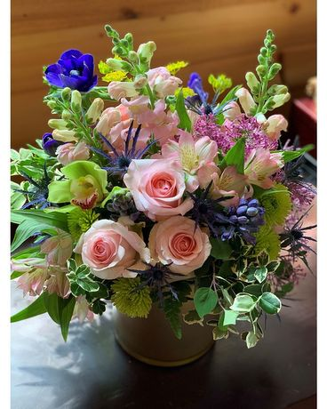 Charmed Flower Arrangement