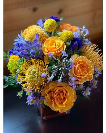 Sunrise Flower Arrangement
