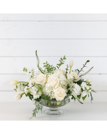 White Wishes Flower Arrangement