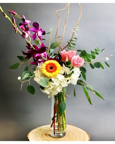 Sweet Treat Flower Arrangement