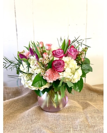 Lula Rose Flower Arrangement