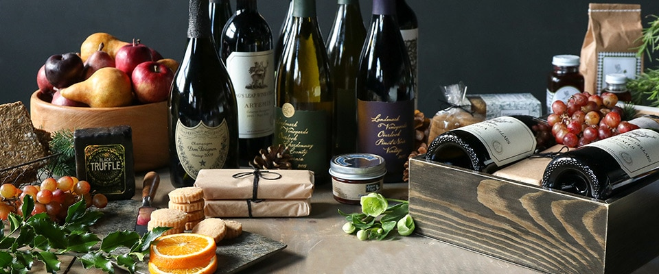 Gourmet Gift basket delivery to NYC, Boston, and Greenwich, CT