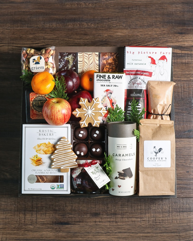 Sweet & Savory - Large Gift Basket