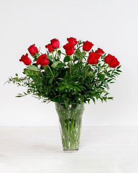 Long Stemmed Roses Bouquets For Local Nationwide Delivery