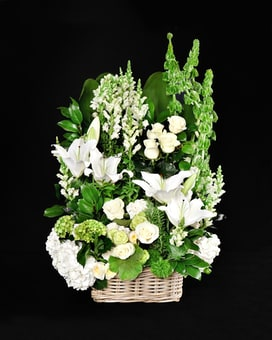 Serenity Garden Flower Arrangement