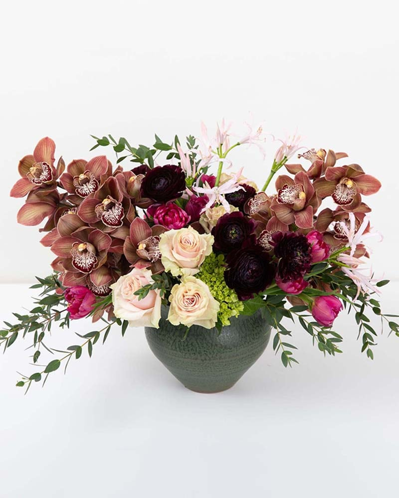 Orchid Splendor Flower Arrangement