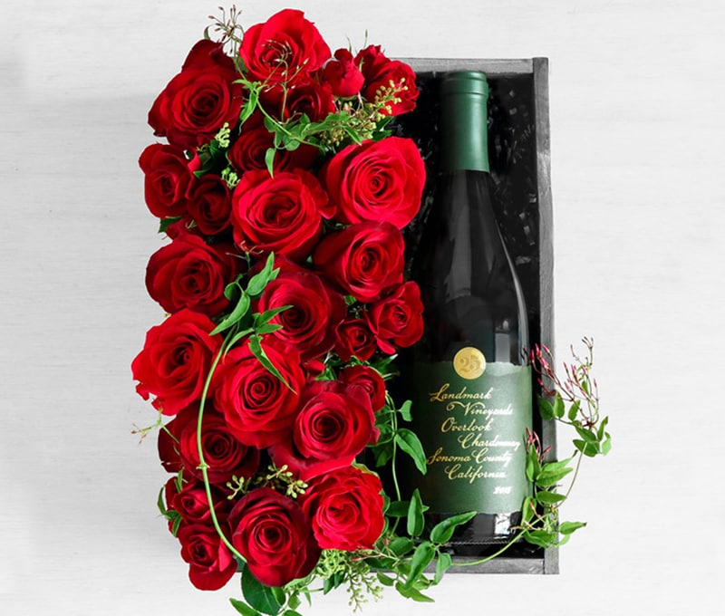 Rose Romance & Wine in Boston MA