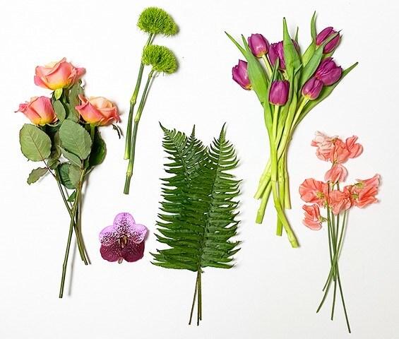 Diy Floral Design Kit In Boston Ma Winston Flowers