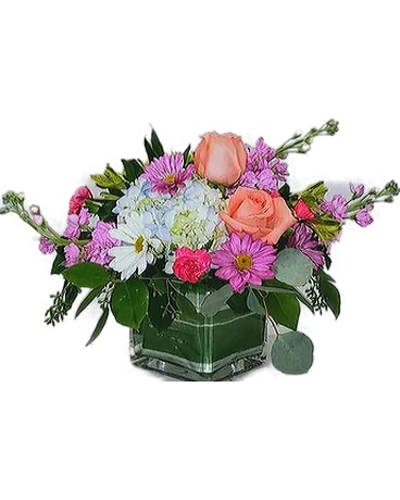Affairs to Remember's Melrose Blossoms Flower Arrangement