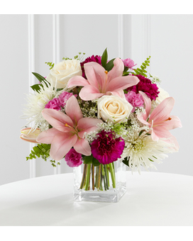 The FTD® Shared Memories™ Bouquet Flower Arrangement