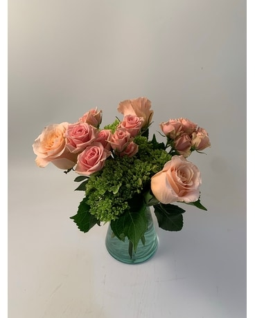 Charming Blossoms Flower Arrangement