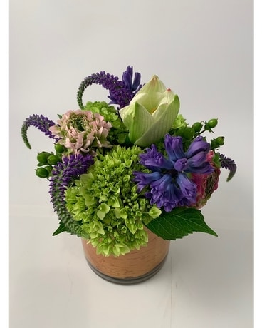 Country Chic - Flower Arrangement