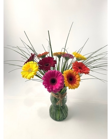 One Great Gerb Flower Arrangement