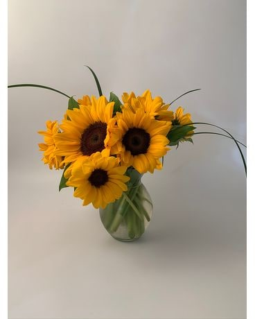 One Great Sunflower Flower Arrangement
