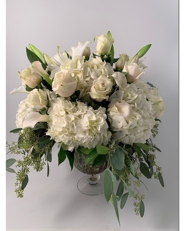 Luxury Pedestal Flower Arrangement