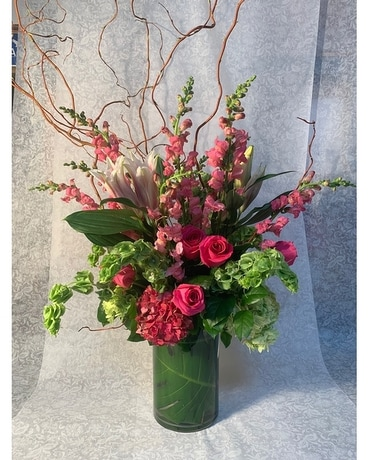 Luxury Classic Tall Flower Arrangement