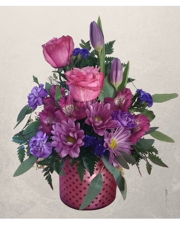 Designer Sweetheart Bliss Flower Arrangement