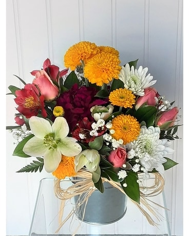 Designer Summer Fields Flower Arrangement