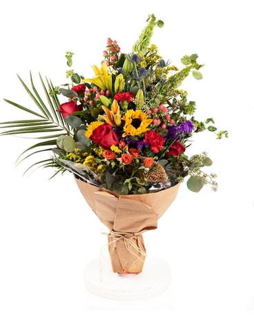 Premium Fall Hand-Tied Bouquet Flower Arrangement