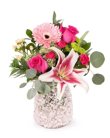 Lady Love Flower Arrangement
