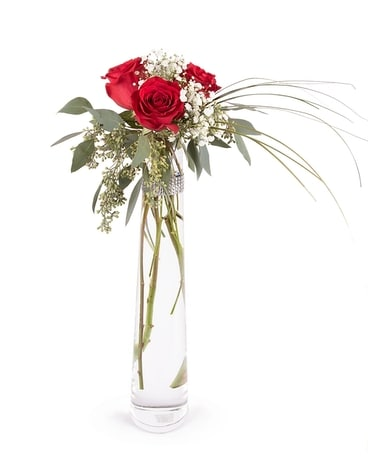 Yours Forever Flower Arrangement