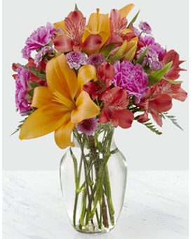 THE FTD® LIGHT OF MY LIFE™ BOUQUET Flower Arrangement