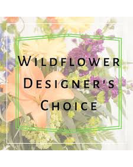 Designers Choice - Wildflower Flower Arrangement