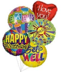 Mylar Balloons by Occasion
