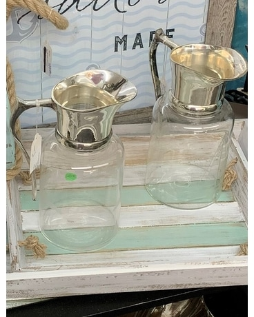 Nautica Collection Glass Pitcher Gifts