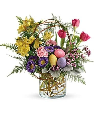 Pop of Spring Bouquet Class