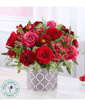 Forever Yours by Real Simple Flower Arrangement