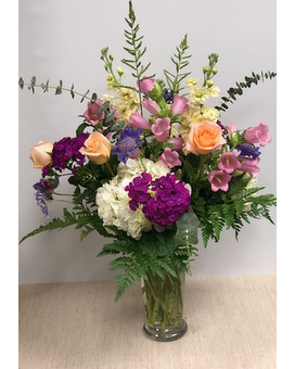 Garden Delights Flower Arrangement