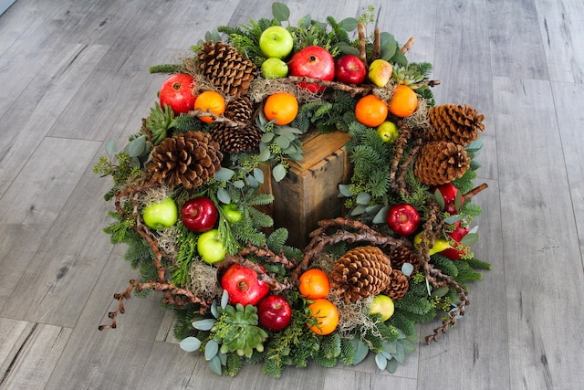 Wreath of Plenty Wreath